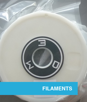 M3D Filaments in the Shop